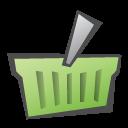 Childish Shopping Basket