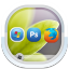Desktop White Alt icon