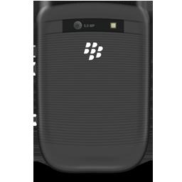 Blackberry Torch back