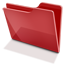 TFolder Red icon