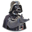 Dark Vader Icon