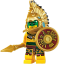 Lego Aztec Warrior Icon