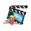 Movie Clapper icon
