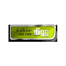 Digg follow us green