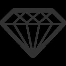 Diamond Icon Download Linecons Icons Iconspedia
