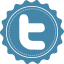 Twitter Font Vintage Icon