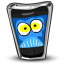 iPhone Afraid-128