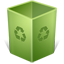 RecycleBin Empty icon
