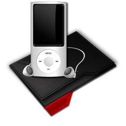 My Music Mp3 Red
