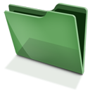 TFolder Green-128