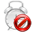 Alarm Disabled icon