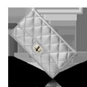 Chanel Silver Purse-128