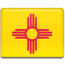 New Mexico Flag-128