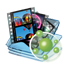 Shared Videos Icon