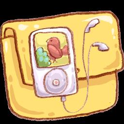 Folder Music Ipod