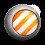 3D VLC icon