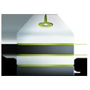 Server Eteint Vert-128