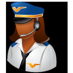 Pilot Female Dark