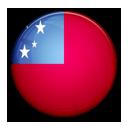 Flag of Samoa-128