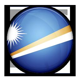 Flag of Marschal Islands