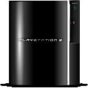 Black Play Station 3-128