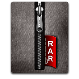 Rar silver black