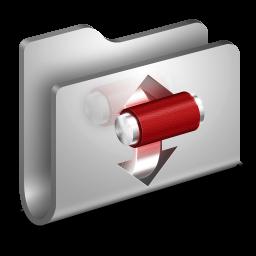 Torrents Metal Folder
