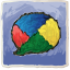 Google Buzz painting icon