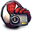 Spidey Has No Room For A Dslr Icon