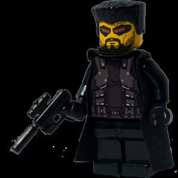 Lego Deus Ex 3