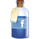 Facebook Bottle-128