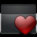 Black Folder Favorites-128