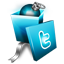 Twitter gift Icon