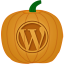Wordpress Pumpkin Icon