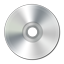 Silver CD Icon