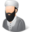 Muslim Male Icon
