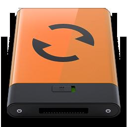 HDD Orange Sync B