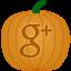 Google Pumpkin icon