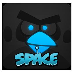 Angry Birdsspace ice