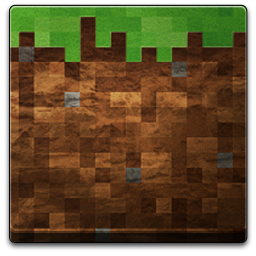 Minecraft Icon | Download 5 Simple Games icons | IconsPedia