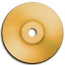 Cd DVD Orange-128