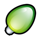Christmas light green-128