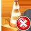 Cone Close Icon