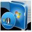 Win XP Professional disc icon