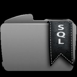 Folder sql