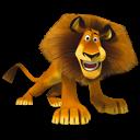 Angry Alex Madagascar