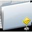 Folder Sign Boobie Town Icon