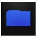 Folder blueberry-128