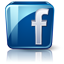 Facebook high detail icon