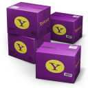 Yahoo Shipping Box-128